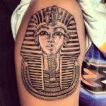 Египетские тату фараон