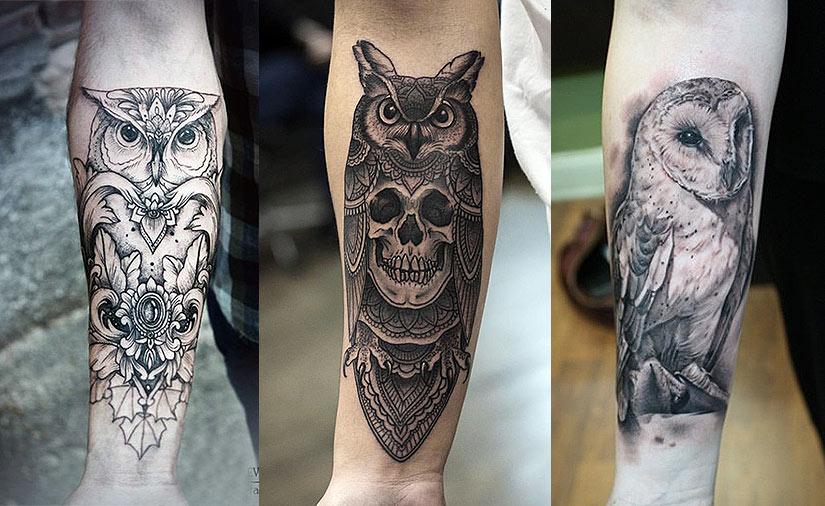 Мужские татуировки и их значение