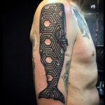 Татуировка кашалота