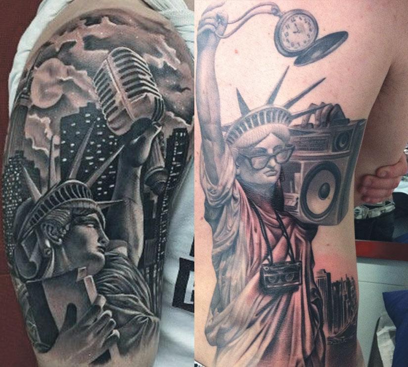 Тюремные татуировки и их значение Знаете ли вы, что