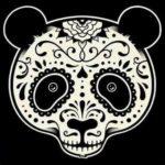 Череп панды