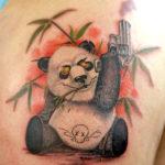 Панда ганстер