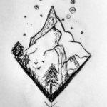 Горы и звезды