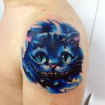 Чеширский кот в космосе