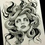 Голова медузы Гаронны
