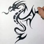 Трайбл дракон