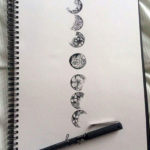 7 Стадий луны