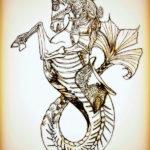 Сказочный морской конек