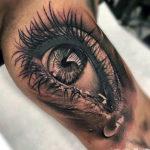 3D глаз
