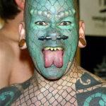 Человек змея