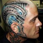 Биомеханика на голове и лице