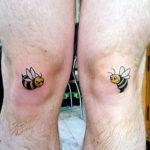 Мультипликационные пчелы
