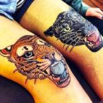 Тигр и пантера