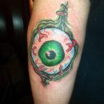 Глаз мутанта