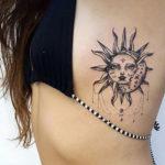 Солнце с луной