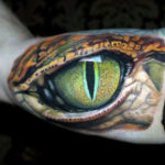 Глаз змеи