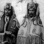 Мужчины племя Хайда