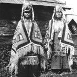 Женщины племя Хайда