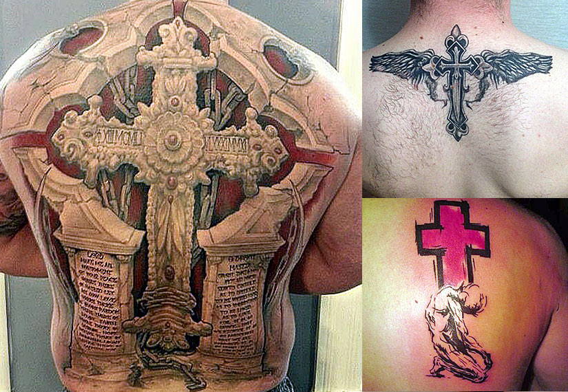 Кресты в разных стилях